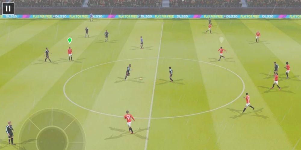 Dream League Soccer: Game Sepak Bola Offline