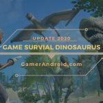 Game Survival Dinosaurus Offline Android
