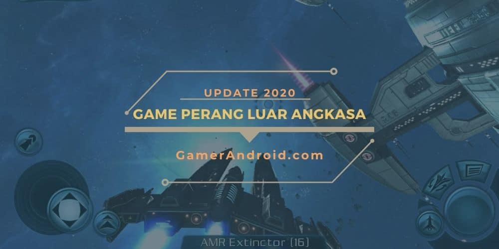 Game Perang Luar Angkasa Offline Android