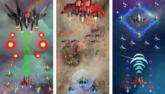 Space Wars: Game Kapal Perang Luar Angkasa