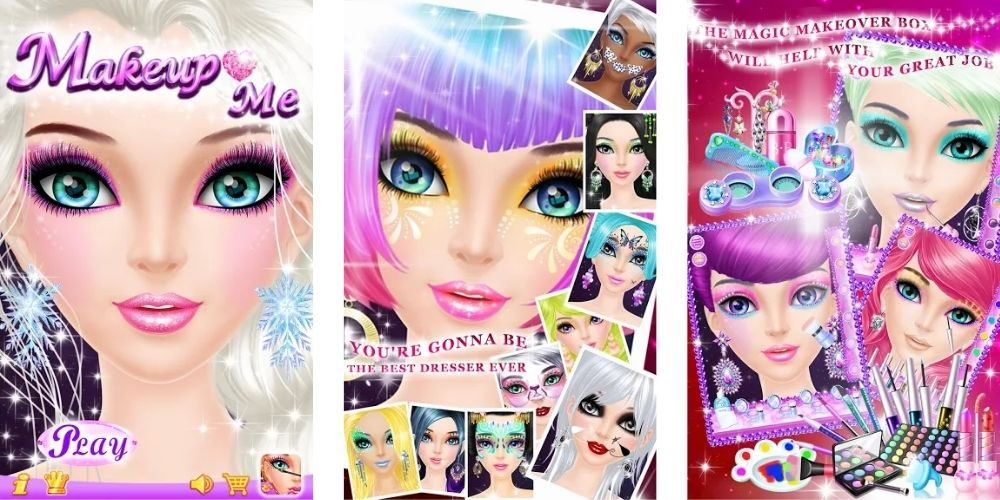 Game Make Up Barbie Android