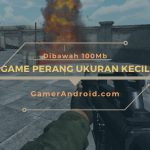 Game Perang Offline Ukuran Kecil Android