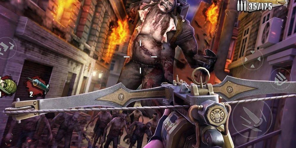 Game Zombie Frontier 3 Offline Seru