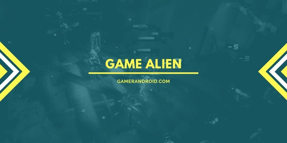 Game Perang Melawan Monster dan Alien Android