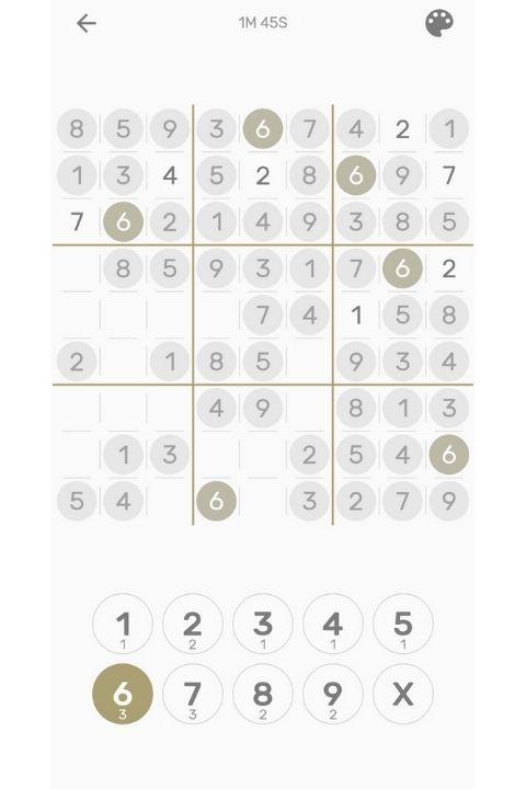 Game Sudoku Offline Ringan Banget
