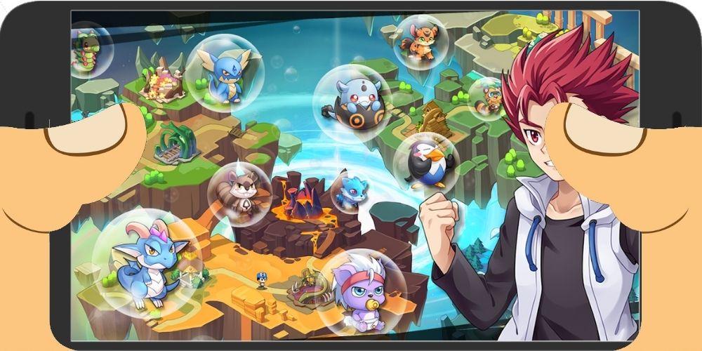 Game Digimon Offline Seru